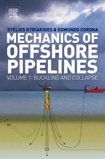 مکانیک خطوط لوله سازه های دریایی