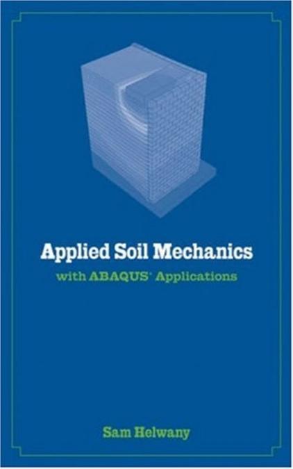 مکانیک خاک کاربردی با نرم افزار آباکوس