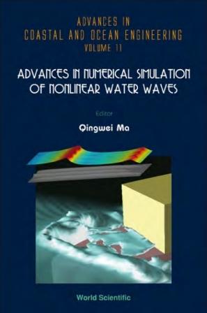 شبیه سازی عددی امواج غیرخطی آب