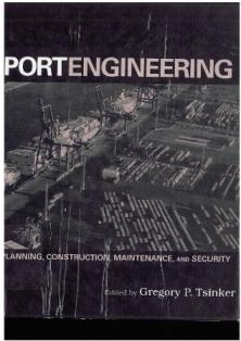 مهندسی بندر- برنامه ریزی، ساخت و ساز، تعمیر و نگهداری، و امنیت
