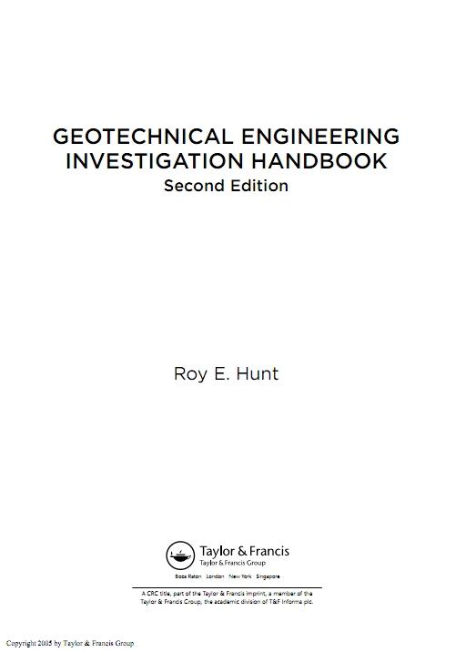 بررسی ژئوتکنیک مهندسی