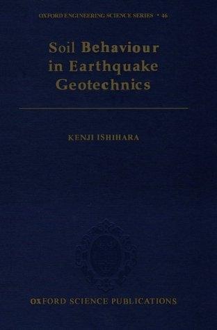 رفتار خاک در ژئوتکنیک زلزله