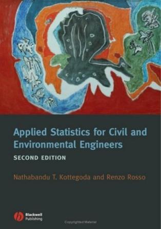 آمار کاربردی برای مهندسین عمران و محیط زیست