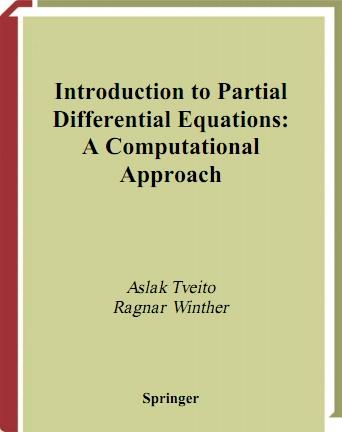 مقدمه ای بر معادلات دیفرانسیل با مشتقات جزئی