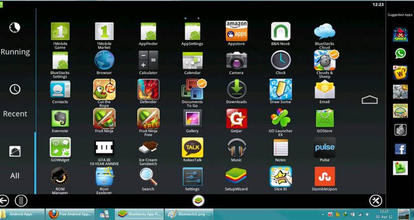 آموزش نصب آندروید در ویندوز 7 بهمراه نرم افزارهای مورد نیاز