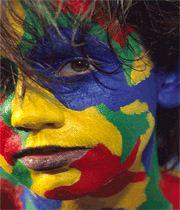 پاورپونت تحقیق روانشناسی رنگها (28 اسلاید)