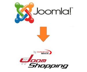 انتقال ثبت نام از جوملا به جوم شاپینگ 3.0