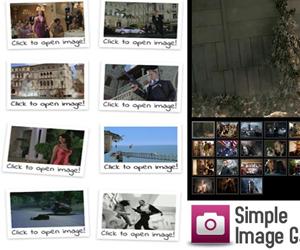 کامپوننت ساخت گالری جوملا SimpleImageGalleryPro-v3.0.7