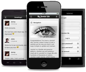 بهینه سازی جوملا 2.5  برای موبایل و تبلت