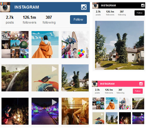 اینستاگرام در جوملا با Vina Insta Photo Gallery فارسی