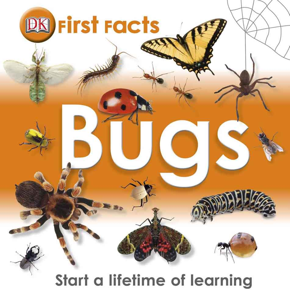 DK.FIRST FACTS BUGS