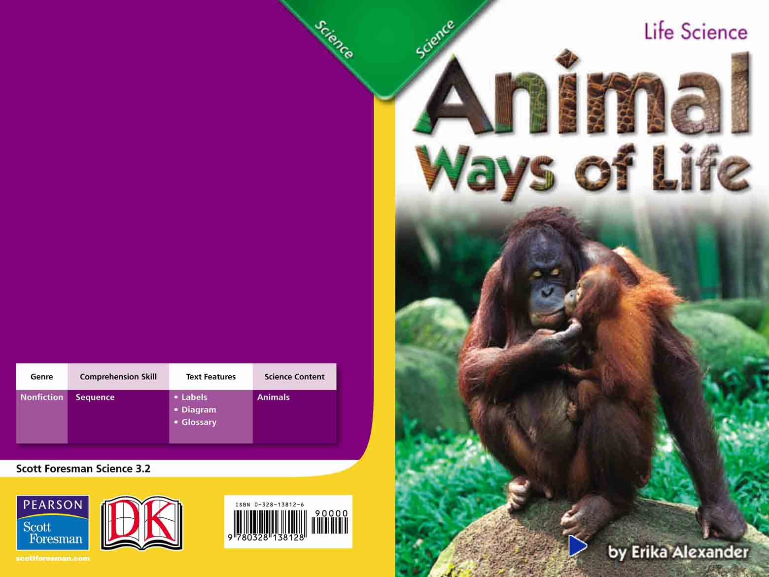 SCIENCE-ANIMAL WAYS OF LIFE