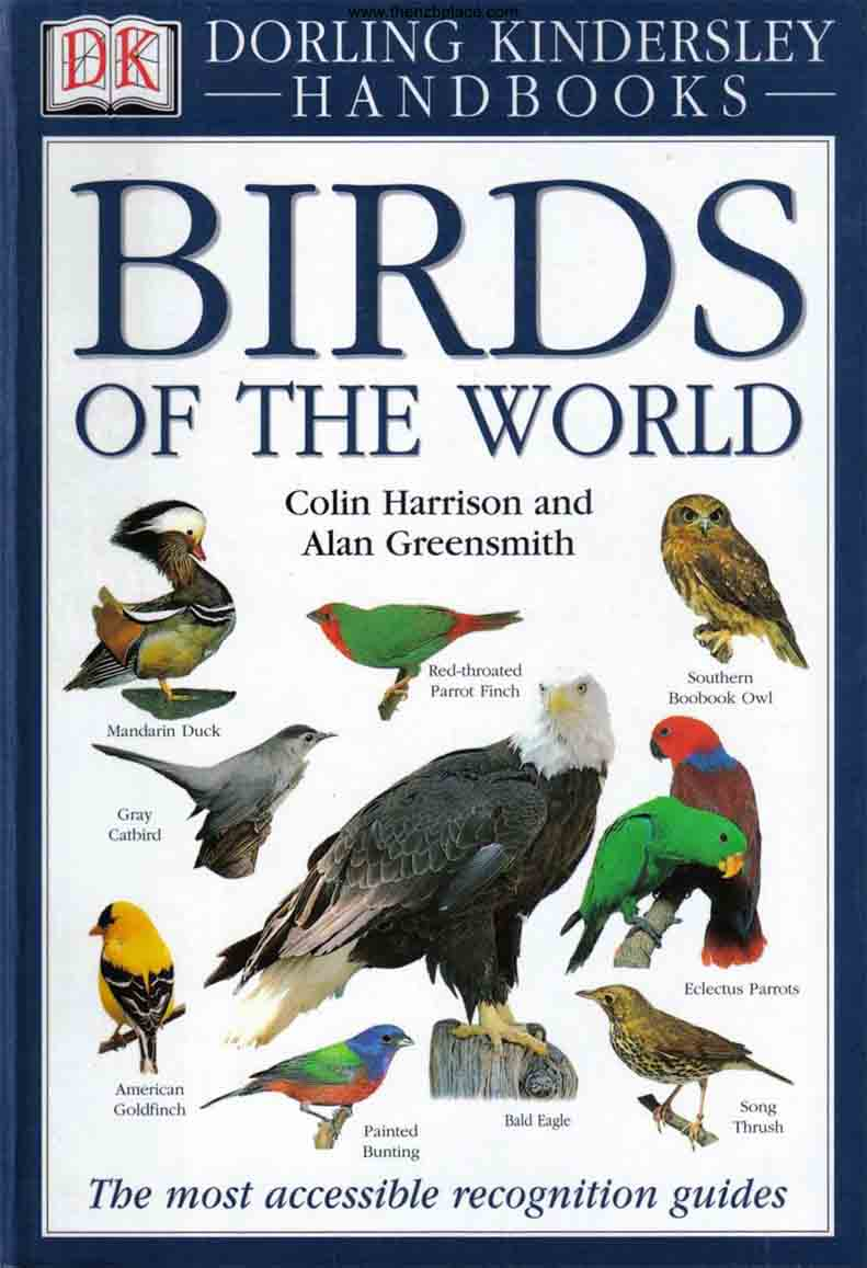 DK. BIRDS OF THE WORLD