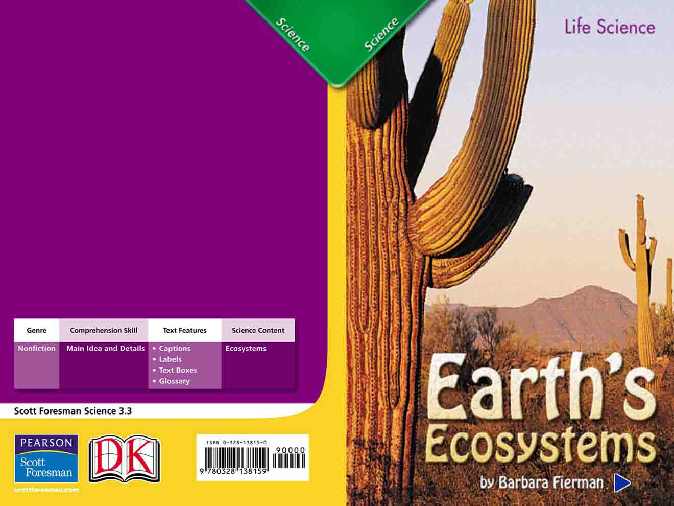 SCIENCE-EARTH S ECOSYSTEMS
