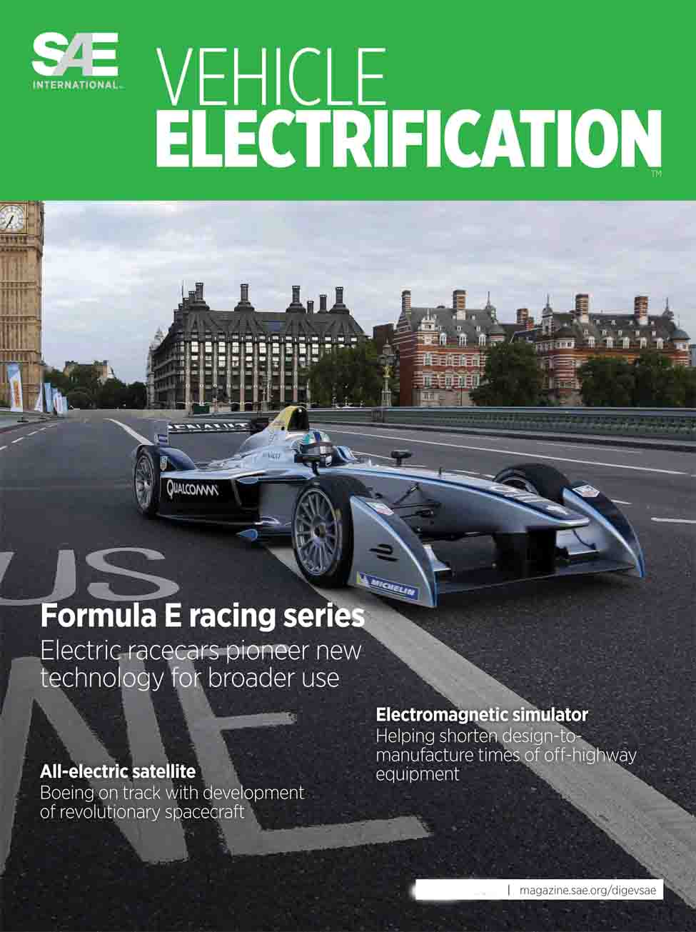 VEHICLE ELECTRIFICATION