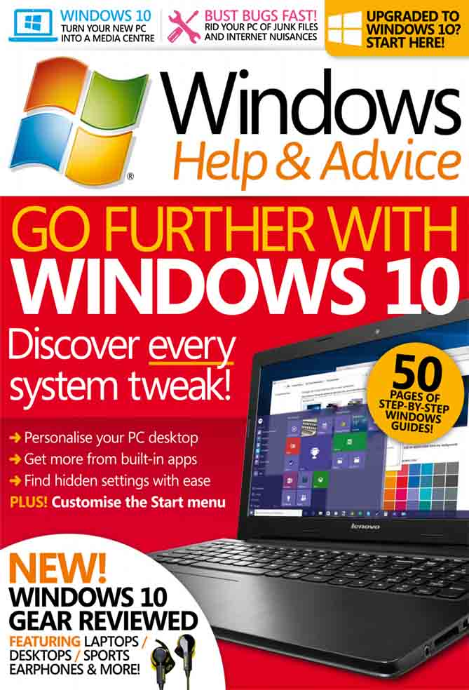 WINDOWS 7 HELP ADVICE
