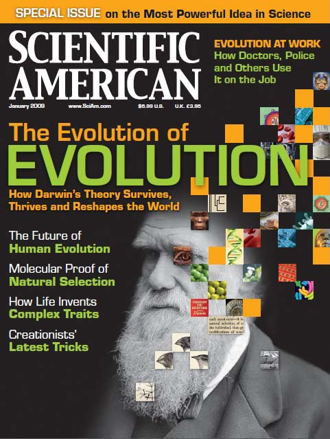 SCIENTIFIC AMERICAN 21