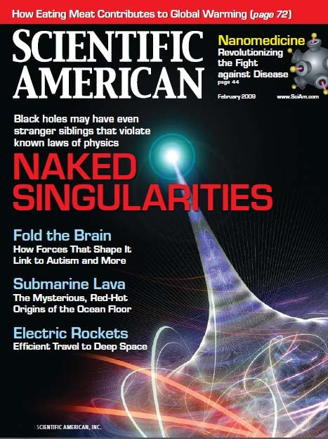 SCIENTIFIC AMERICAN 22