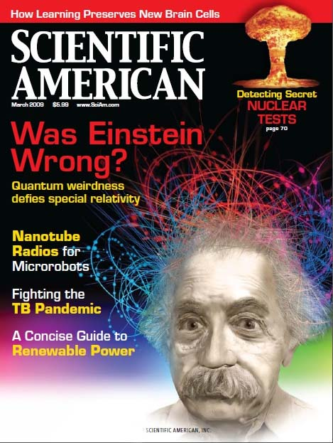 SCIENTIFIC AMERICAN 23