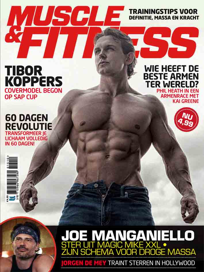 MUSCLE / FITNESS
