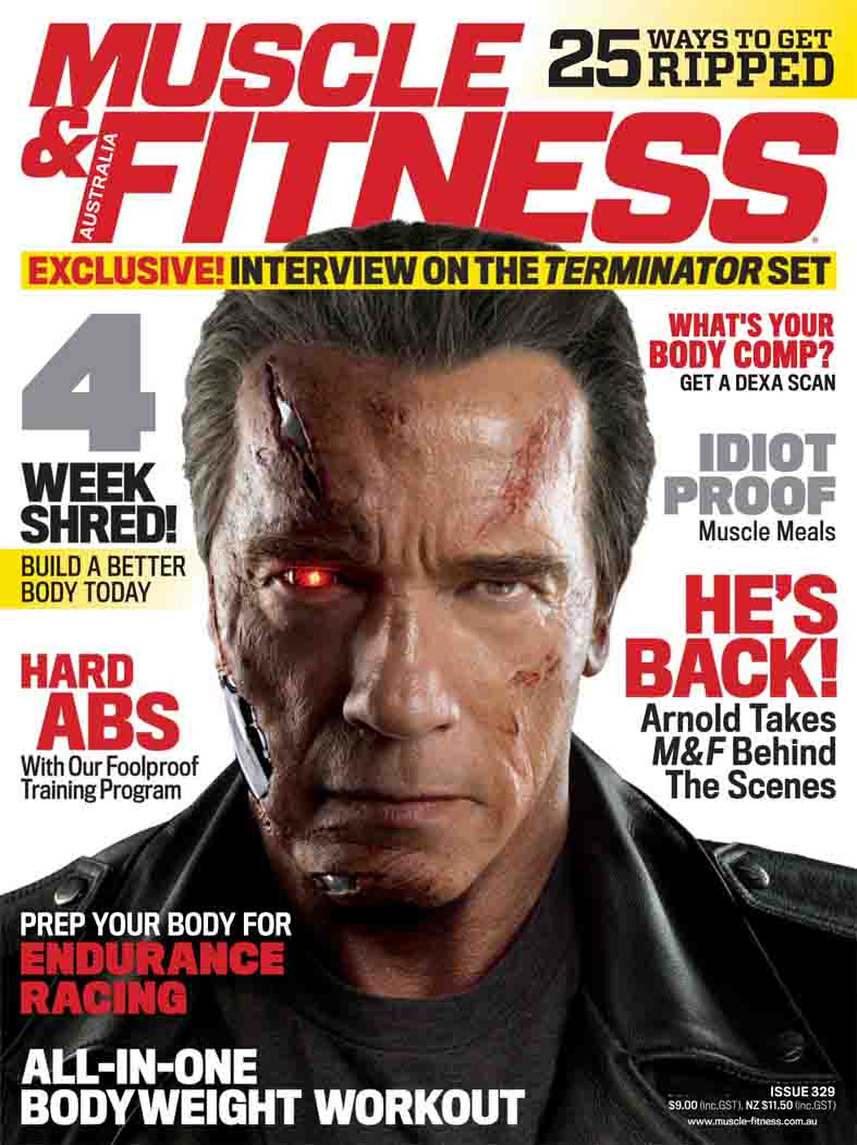 MUSCLE / FITNESS 25