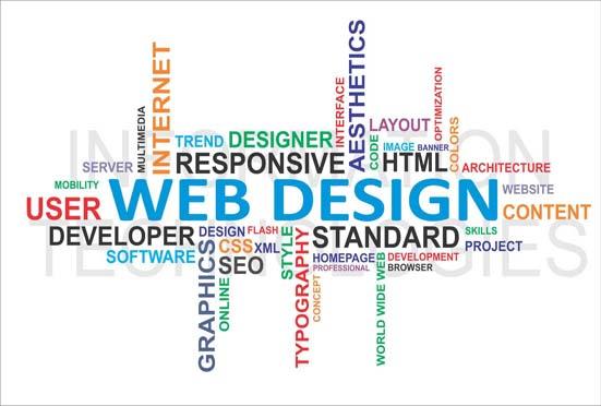 طراحی وب مقدماتی تا پیشرفته