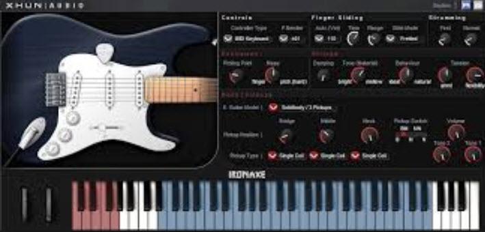 گیتار الکتریک و نایلون بسیار خوش صدا