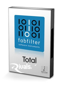پکیج کامل و جامع پلاگین های FabFilter 2015