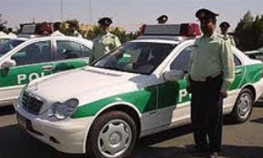 انواع صدای آژیر پلیس نیروی انتظامی ایران