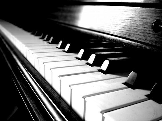 نوازندگی های ملودی پیانو