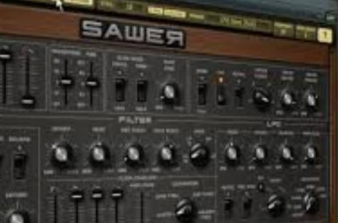 پریست های جدید سینت  sawer اف ال