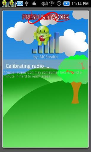 برنامه افزایش سیگنال موبایل برای تماس و اینترنت،تقویت کننده آنتن موبایل