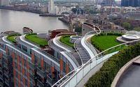 بام سبز و نقش آن در معماری پایدار