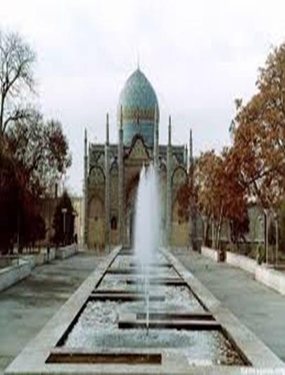 تفاوت و شبا هت های آثار معماری ایران قبل و بعد از اسلام