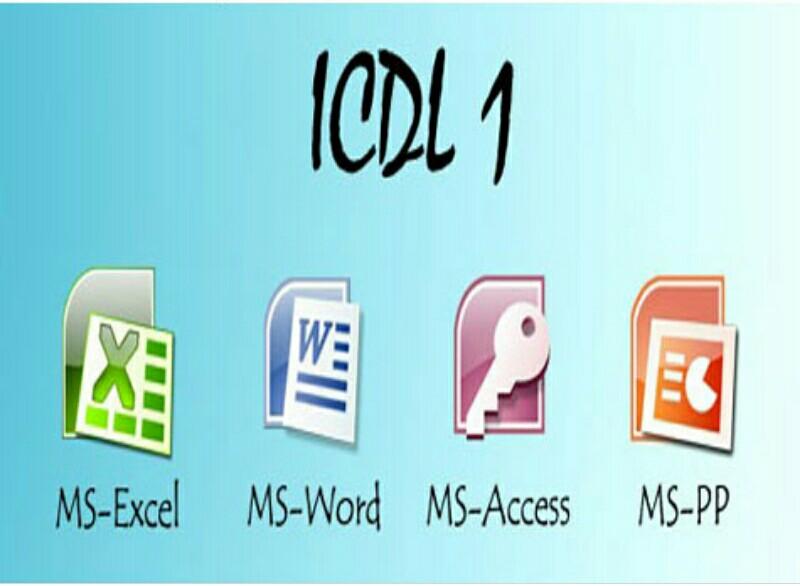نمونه سوالات جامع ICDL درجه یک