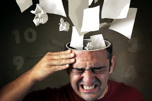 رهايي از بند افكار منفي