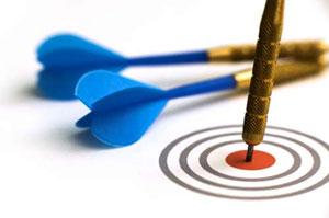 تمركز بر روي اهداف رايگان