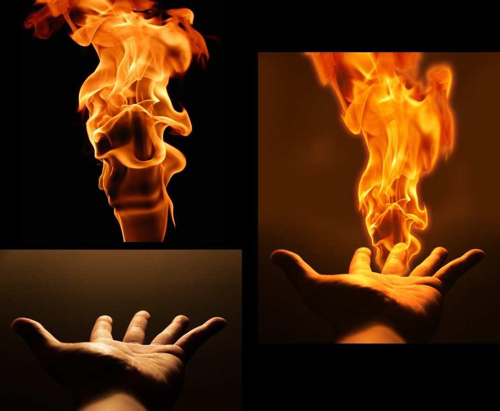 كنترل آتش FIREBENDING