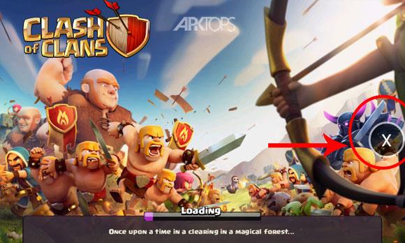 ابزار هک و تقلب در بازی ها + آموزش تقلب در بازی Clash Of Clans اندروید