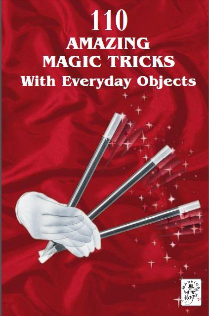 کتاب 101 راز شگفت انگیز شعبده بازی با فرمت pdf