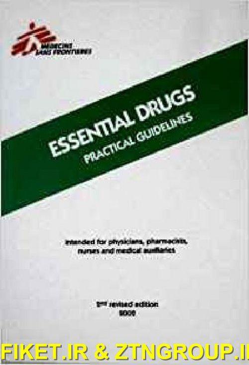 دانلود کتاب Essential drugs practical guidelines (دستورالعمل های عملیاتی مواد ضروری)