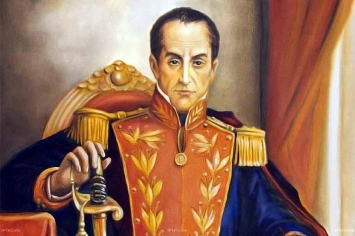 سرگذشت و زندگینامه سیمون بولیوار