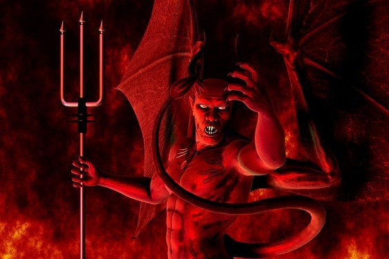 رفتارشناسی شیطان