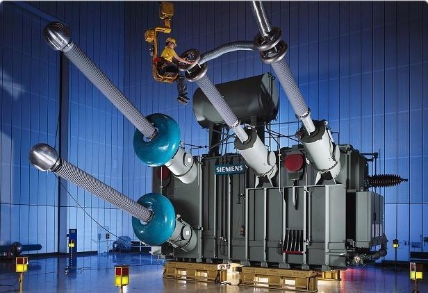 تجهیزات سیستم های قدرت و بکارگیری NDT در آزمایش آنها