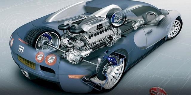 مبانی سیستم انتقال قدرت در خودروهای سواری
