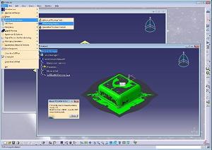نرم افزار تحلیل فرم و برش ورق فلزی (Forming Technologies Incorporated for CATIA)