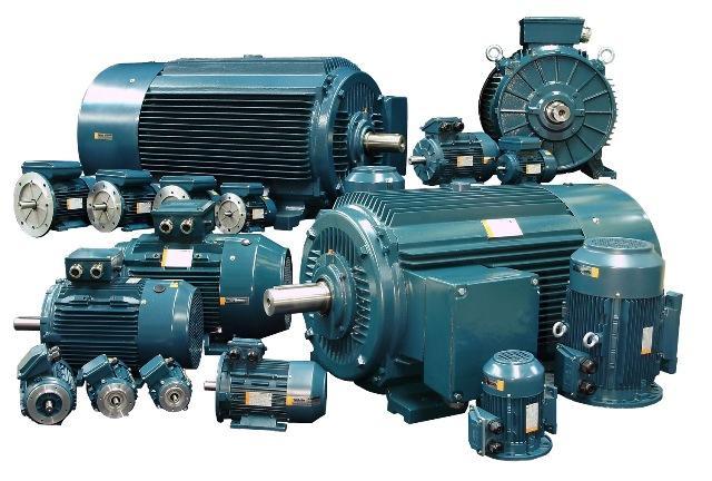 انواع موتورهای الکتریکی و مفصل ها