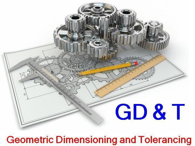 تلرانس گذاری ابعادی و هندسی (Dimensional and geometric tolerances)