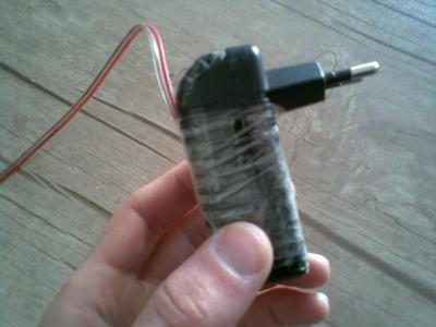 آموزش ساخت آداپتور9ولت و12ولت بدون ترانس