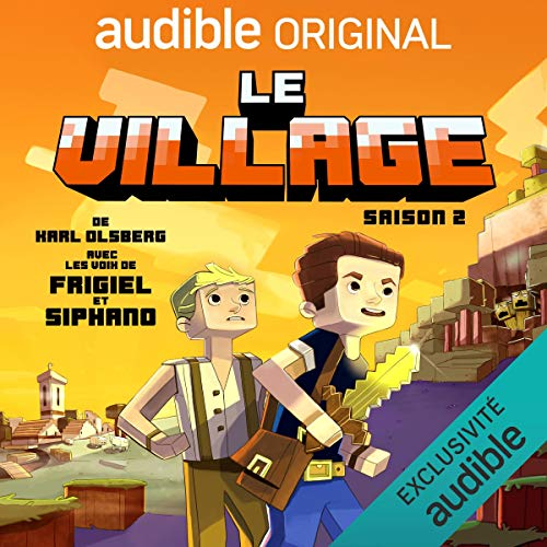 فایل صوتی کتاب داستان Le village - Saison 2. La série complète